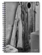 Tools Of The Salmon Fisherman Spiral Notebook