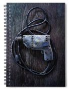 Tools On Wood 28 Spiral Notebook