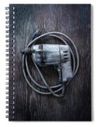 Tools On Wood 30 Spiral Notebook