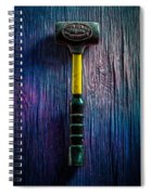 Tools On Wood 44 Spiral Notebook