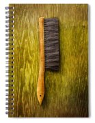 Tools On Wood 52 Spiral Notebook