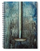 Tools On Wood 55 Spiral Notebook