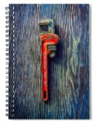 Tools On Wood 62 Spiral Notebook