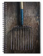 Tools On Wood 66 Spiral Notebook