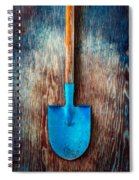 Tools On Wood 72 Spiral Notebook