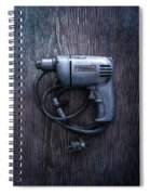Tools On Wood 76 Spiral Notebook