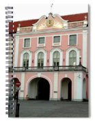 Toompea Castle  Spiral Notebook