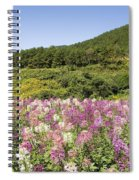 Toong Bua Tong Forest Park Spiral Notebook