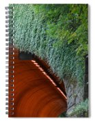 Tooth Rock Tunnel Spiral Notebook
