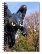 Toothless Spiral Notebook
