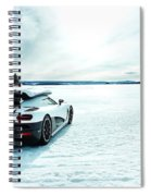 Top Gear Spiral Notebook