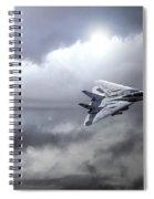Top Gun Spiral Notebook