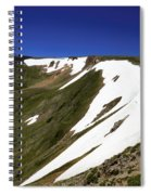 Top Of The Cirque Spiral Notebook
