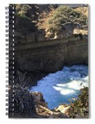 Top Of The Cove Spiral Notebook