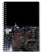 Top Of The Rock 3 Spiral Notebook