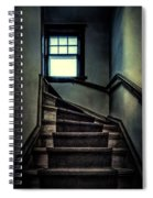 Top Of The Stairs Spiral Notebook