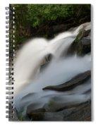 Top Of The Washington Cascades Spiral Notebook