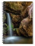 Topanga Grotto Spiral Notebook