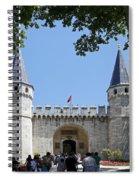 Topkapi Palace Museum 1524 Spiral Notebook