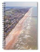 Topsail Buzz Surf City Spiral Notebook