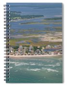 Topsail Island Migratory Model Spiral Notebook