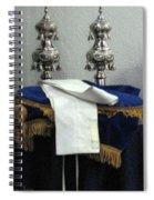 Torah Dressing Spiral Notebook