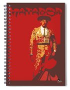 Torero Spiral Notebook