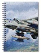 Tornado Gr4 - 2 Spiral Notebook