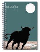 Toro Bravo  Spiral Notebook