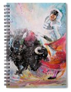 Toro Tempest Spiral Notebook