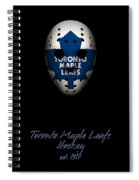 Toronto Maple Leafs Established Spiral Notebook