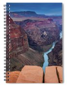 Toroweap Panorama Spiral Notebook
