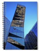 Torre Mare Nostrum - Torre Gas Natural Spiral Notebook