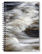 Water Flow 2 Spiral Notebook