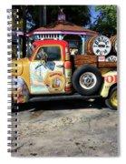 Tortuga Rum Factory Spiral Notebook