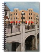 Tosa Village Bridge Spiral Notebook