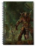 Total War Warhammer Spiral Notebook