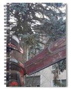 Totem 2 Spiral Notebook