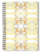Totheme Yellow Spiral Notebook