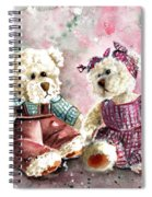 Toto Et Lolo Spiral Notebook