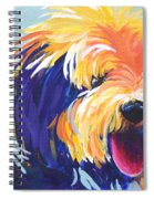 Toto Spiral Notebook