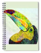 Toucan  Spiral Notebook