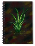 Touch Of Nature Spiral Notebook