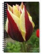 Touch Me In The Morning Spiral Notebook