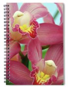 Touch Me Spiral Notebook