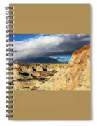 Touch Of A Rainbow Spiral Notebook