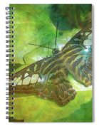 Touch Of Blue 8251 Idp_2 Spiral Notebook