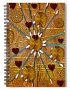 Touch Of Everyday Things Spiral Notebook