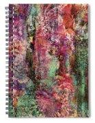 Touch Of Velvet Spiral Notebook