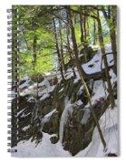 Tough Trees Spiral Notebook